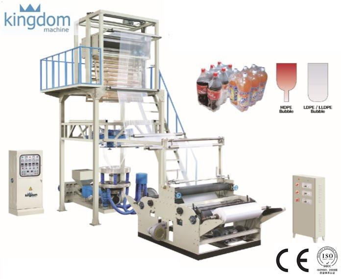 دستگاه تولید نایلون شیرینگ