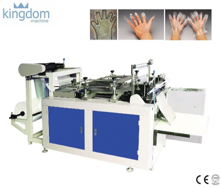 دستگاه تولید دستکش پلاستیکی