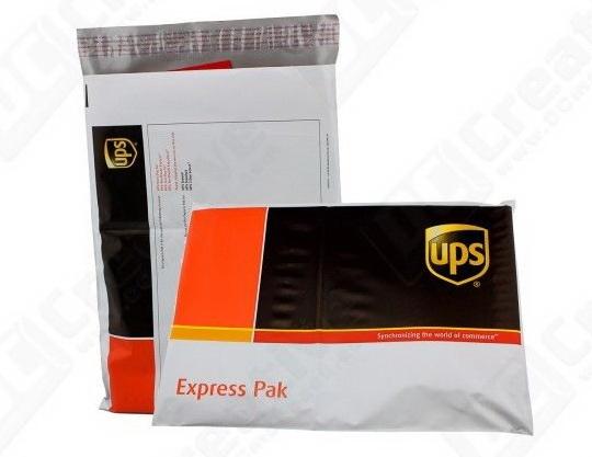 کاور سلفونی چسب دار UPS DHL FEDEX